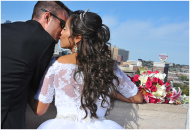 Wedding Photography in Kansas City Reception sites